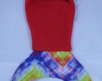 18 inch Doll Mermaid Tail Blanket