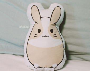 nikusagi dutch bunny pillow plush friend