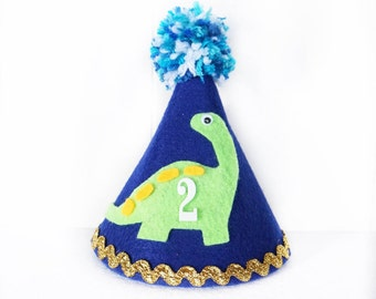 Dinosaur Birthday Hat, Dinosaur Party, Dinosaur Birthday Party Supplies, Boy Birthday Hat, 1st Birthday, Dinosaur Outfit, Cake Smash Prop