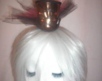 mini top hat ballerina style