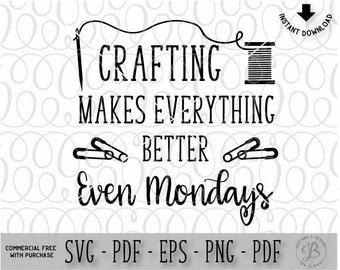 Craft svg / Crafting cutting files / Svg files for Cricut / Files for Silhouette / Svg files