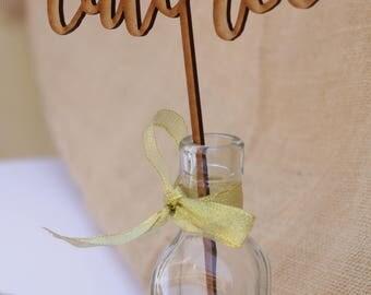 Indicator Wedding Table-Waiter