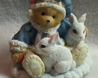 My Cherished Teddies - Sonja - 'Holiday Cuddles' (#149)