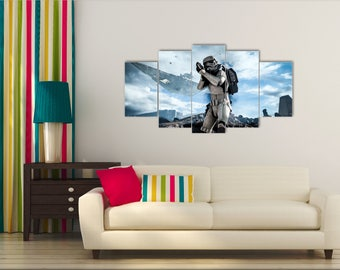 Star Wars, Stormtrooper Canvas, Star Wars Canvas, Star Wars Wall Art, Storm
