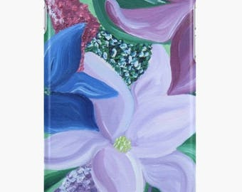 "Phone Case ""Lilies Dancing"" IPhone7/ Plus Iphone 6s/ Plus Samsung"