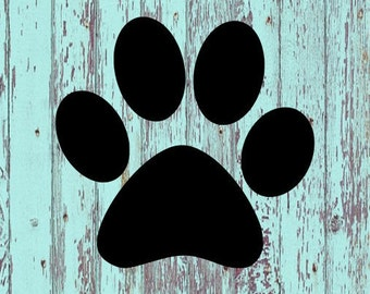 Pawprint Decal/Pawprint/Pets/Pet Decals