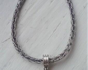 Viking Knit Butterfly Bracelet