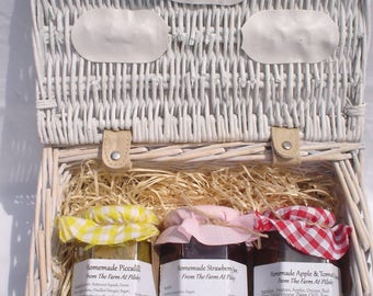 Chutney Hamper , Fathers Day Food gift