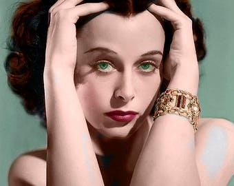 HEDY LAMARR PHOTO #3C