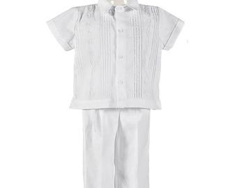 Boy Guayabera Set Mx-2849