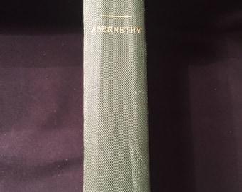 American Literature by Abernathy vintage book