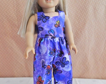 "18"" Doll all in one"