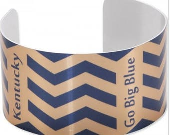 "1.75"" x 6.5"" Gold Plain Bracelets for Sublimation"