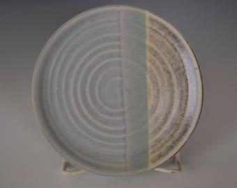 Porcelain Swirl Plate