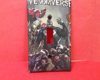 VENOMVERSE SWITCH PLATE