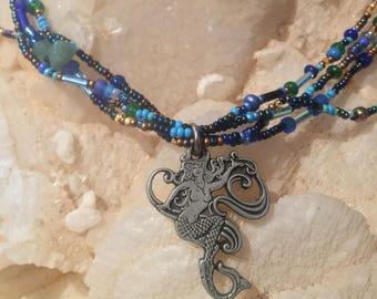 Siren song necklace