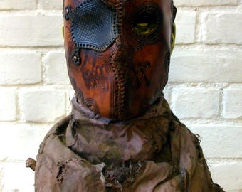 "Leper Mask ""Luscus"""