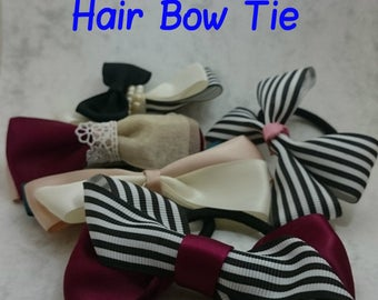 Handmade Ribbon Hair Tie