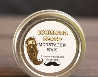 Moustache Wax (1 oz)
