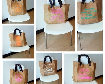 Ibiza Style Beach Bags