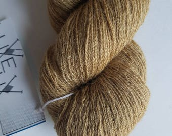 Recycled Baby Alpaca and Silk Yarn - Lace Weight