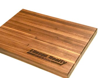 Personalized Custom Laser Engraved Cutting Board