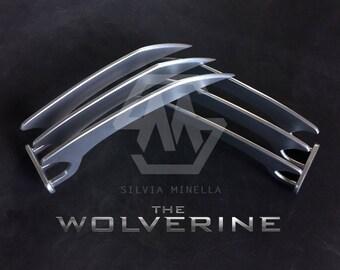 Wolwerine Claws 2017 X-Men Logan