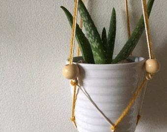 Plant Hanger - Handmade