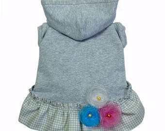 Dog dress, dog clothes, puppy clothes. Puppy dress. Clothes for dogs. Dog outfit.