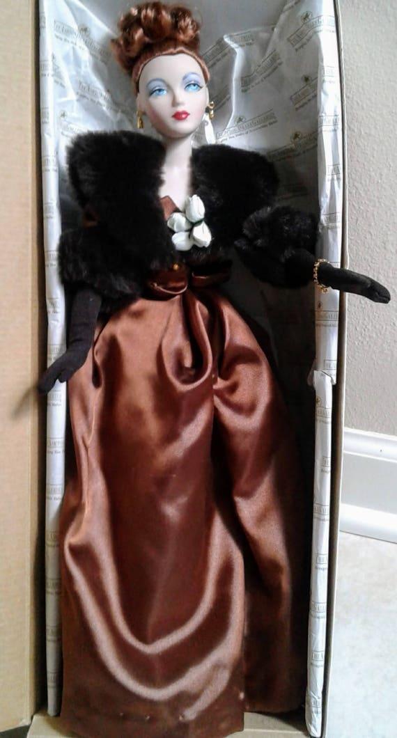 """Vintage Gene Doll Mel Odom Gene Marshall """"Champagne Supper""""  Fashion Doll"""