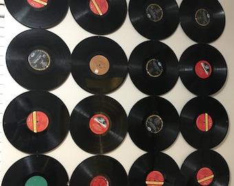 Record Wall Decoration