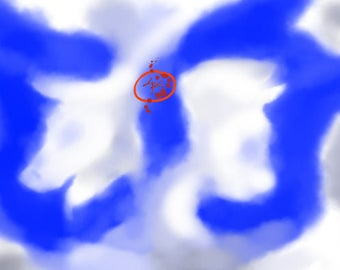 Cat Dog Cloud