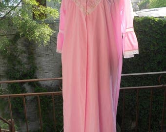 Pink Nightie Set 1960