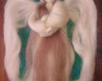 Felt Mother Angel