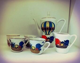 Coffee set for children