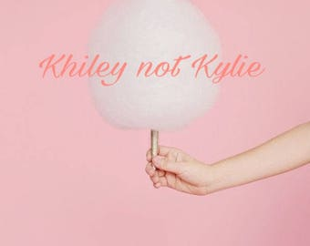 Khiley not Kylie