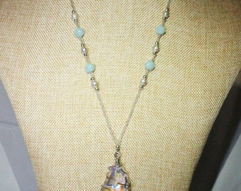Crystal Dust Necklace