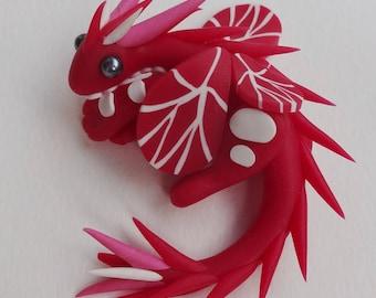 Dragon Ruby fimo polymerclay