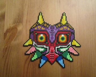 Pixel Art/beading - {The Legend of Zelda} - Majora's Mask