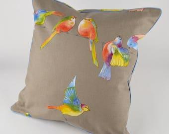 Cushion cover 40 x 40 - birds