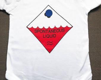 Spontaneous Liquid