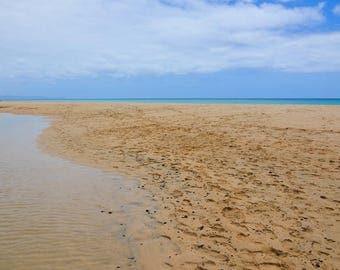 Paradise, Beach photography, Wall art, Living Room Art, Fine art, Landscape Photography