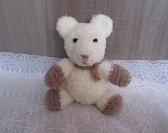Plush teddy bear Teddy Bear Amigurumi Pipotin