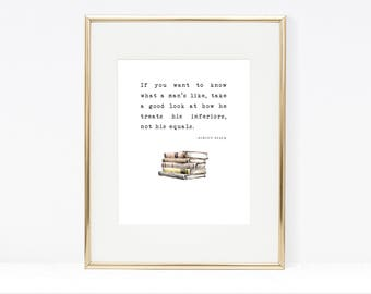 Sirius Black Quote   Harry Potter Decor   Printable Wall Art   Harry Potter Quote   Housewarming Gift   Funny Wall Art   Harry Potter Gift