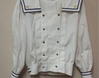 Vintage Sailor Blouse