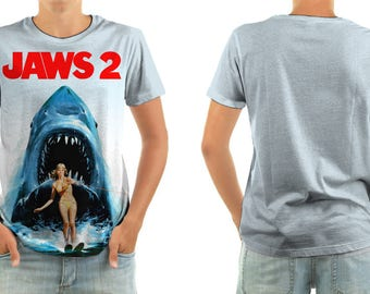 Jaws 2 T-shirt All sizes