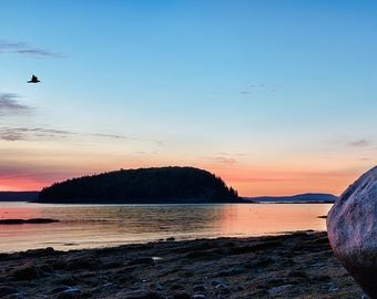 Bar Harbor Morning