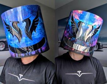 Illenium x Marshmello Helmet [Mellenium] [Mellohead]