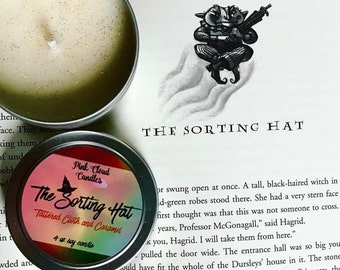 The Sorting Hat - Harry Potter inspired
