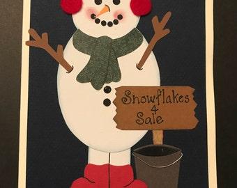 Snowflakes 4 Sale